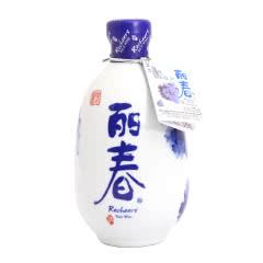 【品牌直营】塔牌绍兴黄酒牡丹丽春酒375mL单瓶装八年基酒半干型花雕酒加饭酒