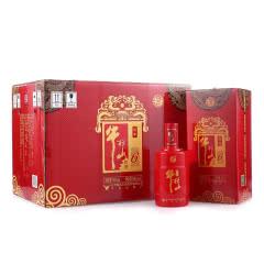 35°牛栏山百年红6浓香型 500ml(6瓶装)