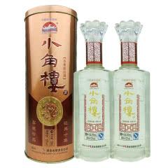 融汇陈年老酒 52°小角楼经典十年 500ml(2瓶装)2012年