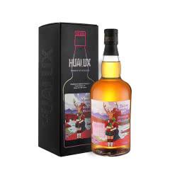40°花乐岛屿4号单一麦芽威士忌700ml