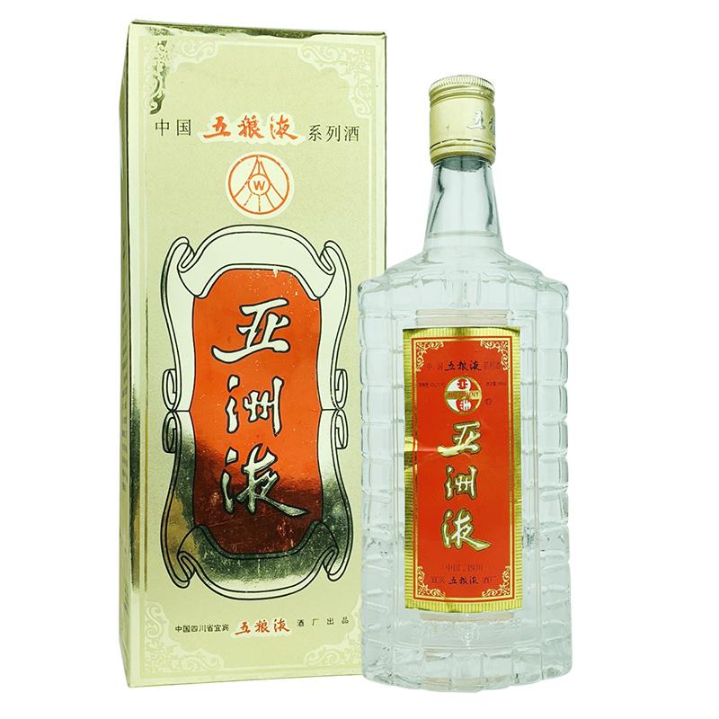 融汇陈年老酒 52°五粮液酒厂亚洲液500ml单瓶装(1996年)