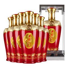 52度 西凤酒 陈酒奢藏 婚宴喜酒 浓香型白酒 白酒整箱(6瓶装)