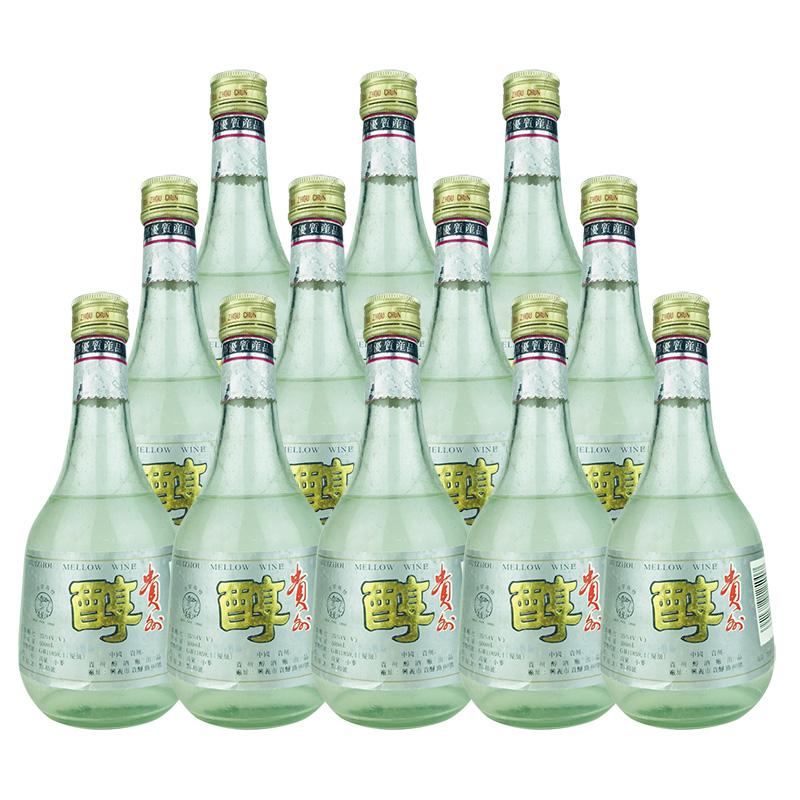 融汇陈年老酒 35° 贵州醇500ml(12瓶装)1993年