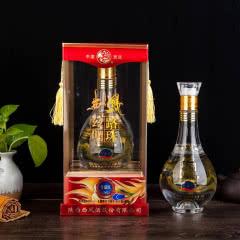 52° 西凤酒丝路明珠(尊藏级)浓香型白酒500ml 500ml*6瓶 整箱