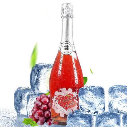 意大利原瓶进口起泡酒甜型气泡酒聚会宴葡萄酒无香槟杯750ml