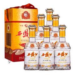 45°西凤酒六年陈酿500ml(6瓶装)(新 老包装随机发货)