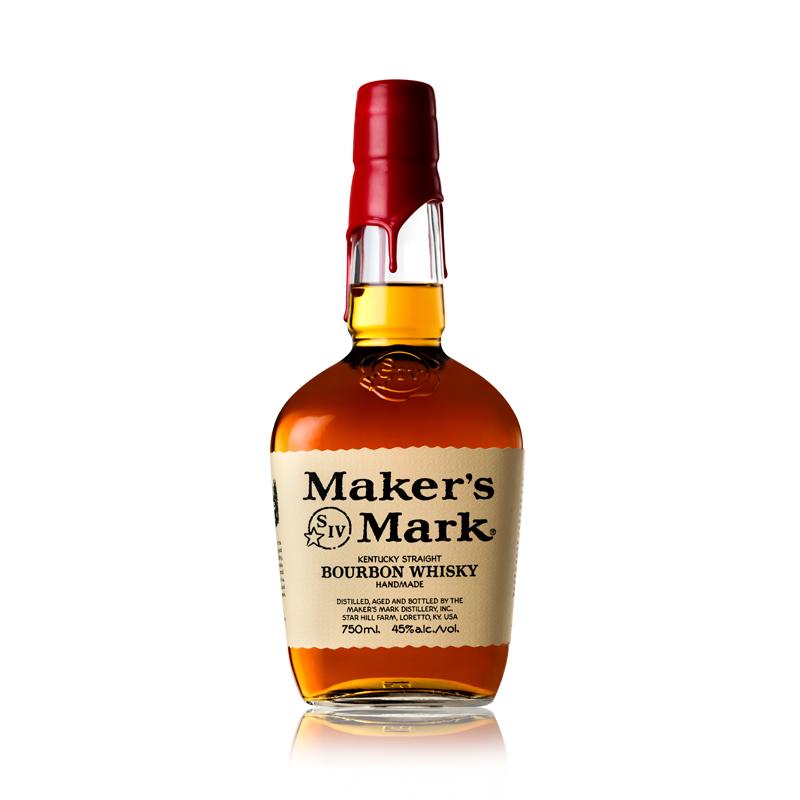 45°美格波本威士忌750ml