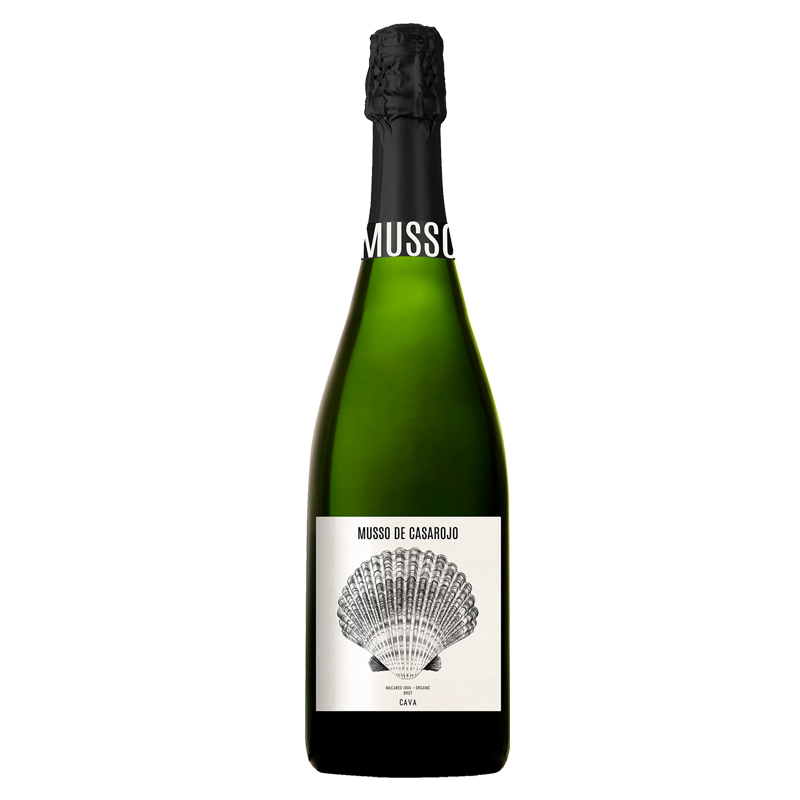 CASA ROJO穆索卡瓦起泡葡萄酒 CAVA 750ml