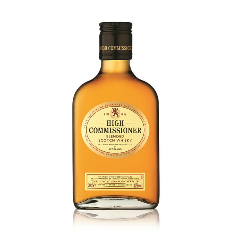 40°高司令苏格兰调配威士忌200ml