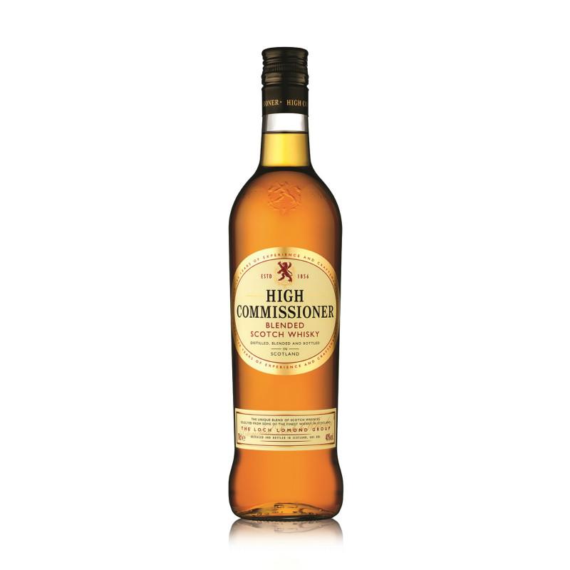 40°高司令苏格兰调配威士忌700ml
