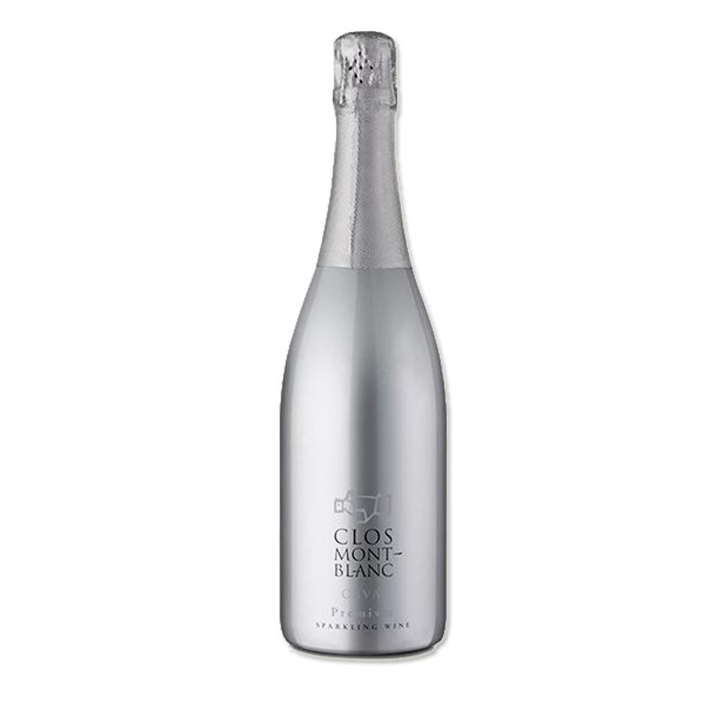 克劳斯蒙布朗CAVA起泡葡萄酒 NV 750ML