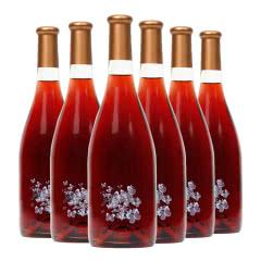 澳洲乔睿庄园 低度甜酒果味葡萄酒 蜜斯桃红起泡酒 蜜桃味甜酒 750ml 整箱装