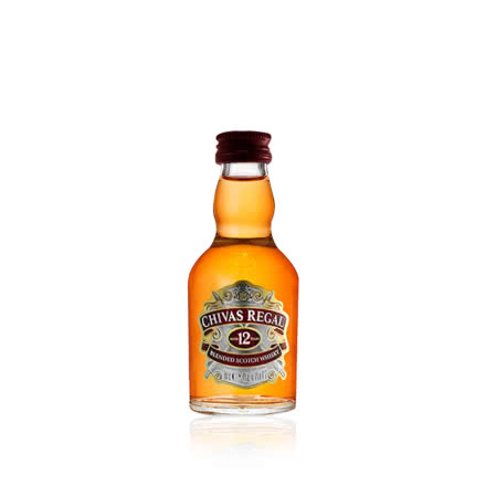 40°芝华士12年小酒版调配型威士忌50mL