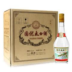 45度凤香型国优太白酒整箱白酒(500ml×6瓶)