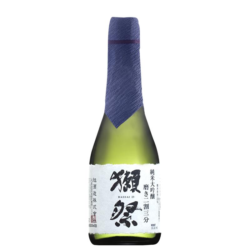 16°獭祭23纯米大吟酿二割三分清酒300ml
