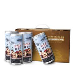 醉青怀青岛精酿原浆啤酒•黑啤