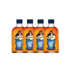 33°奇咖风味威士忌肉桂口味200ml(4瓶装)