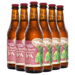 进口精酿 美国角头鲨90分钟IPA啤酒 DogfishHead 355mL*6