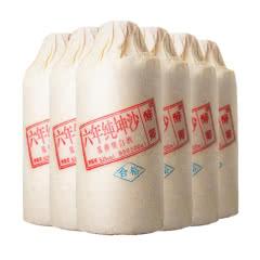 53°贵州茅台镇 醉卿 六年纯坤沙 酱香型白酒 固态纯粮 白酒整箱500ml*6瓶