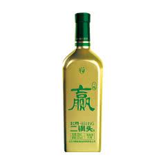 【酒厂直营】华都 北京二锅头(国安一起赢)53度500ml清香型白酒 足球队定制酒