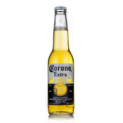 墨西哥进口啤酒CORONA科罗娜啤酒瓶装330ml