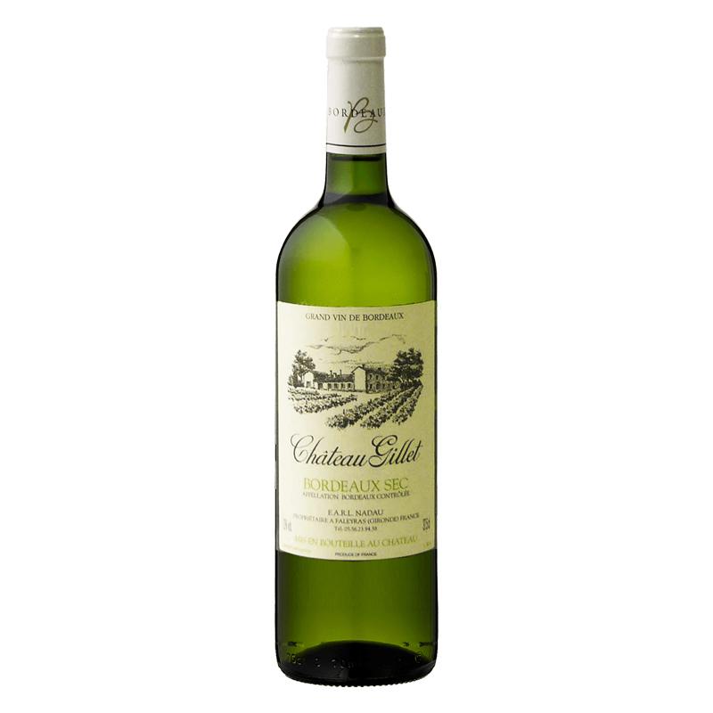 吉莱特庄园白葡萄酒 750ml