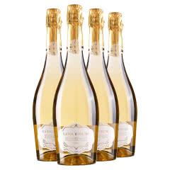 拉图王牌甜白起泡葡萄酒750ml*4整箱装