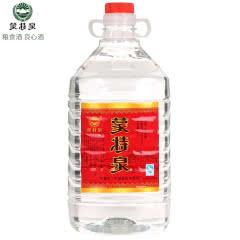 50°内蒙古蒙特泉桶装4斤白酒粮食酒2L 浓香型白酒2000ml