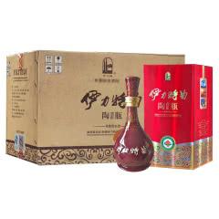新疆特产白酒 伊力特曲陶瓶 浓香型白酒 50度500ml 6瓶整箱