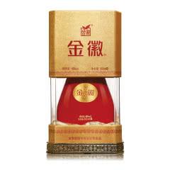 46°金徽酒金徽18年500mL单瓶装甘肃名酒浓香型纯粮白酒