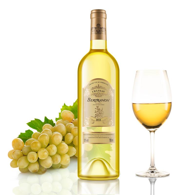 拉蒙 贝哲侬酒庄 珍选 波尔多AOC级 法国原瓶进口 贵腐酒葡萄酒750ml