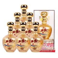 52°陕西西凤名酿名品级浓香型白酒500mL*6瓶整箱