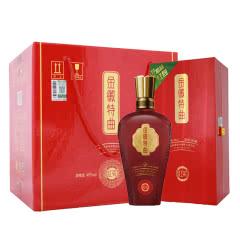 46°金徽酒金徽特曲(红瓷)500mL*4整箱装甘肃名酒浓香型纯粮白酒