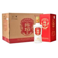 52°剑南春陈坛特曲浓香型白酒500ml*6(整箱)
