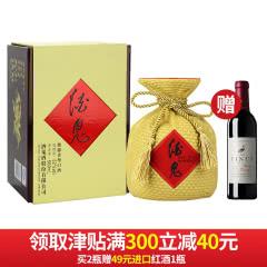 52°酒鬼酒无上妙品500ml送礼礼盒装白酒(新老包装随机发货)