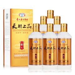 53°茅台集团天朝上品贵人酒柔和酱香型高度白酒500ml(6瓶装)