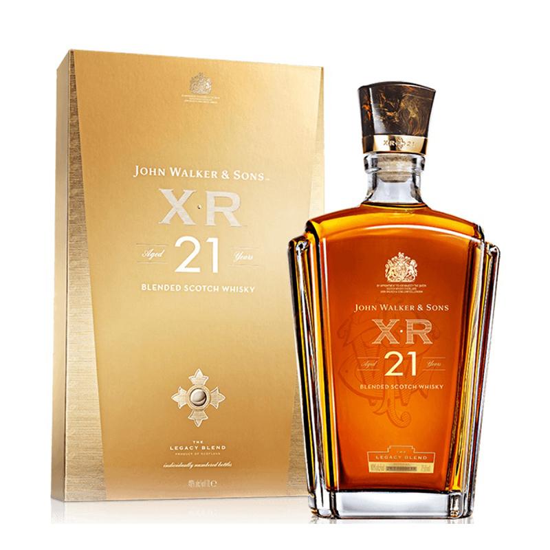40°尊尼获加XT21年调配型威士忌750ml