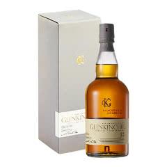 43°格兰昆奇12年单一麦芽威士忌700ml