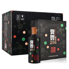 【新品首发 限时促销】46°宝丰国标老酒20·500ml(6瓶装)