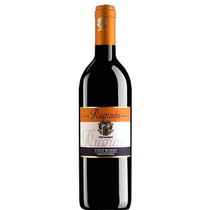 【买5得6】意大利原瓶进口红酒 斜塔酒庄 罗佳干红葡萄酒750ml