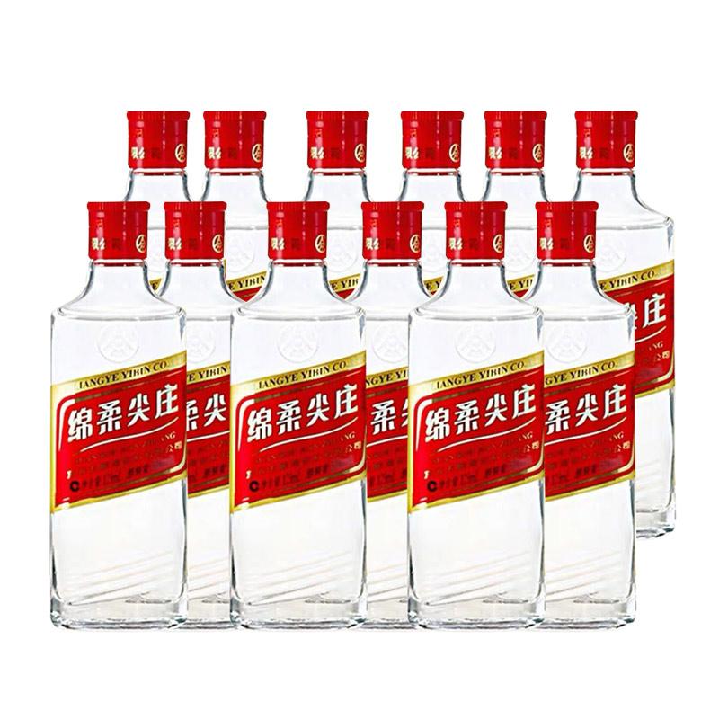 五粮液股份 尖庄42度白酒125ml*12(12瓶装)