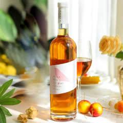 慕拉(MOULA)玫瑰微醺红酒雷司令甜型葡萄酒750ml
