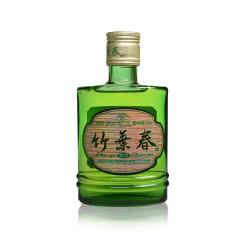 38°山西杏花村汾酒 竹叶春小酒版125ml*1瓶