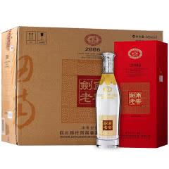 剑南春 52度剑南老窖  500ml*6瓶装 浓香型四川白酒
