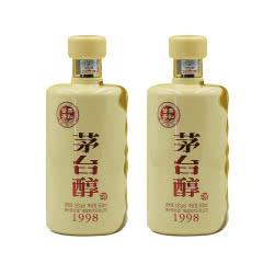 53° 茅台醇(1998) 500ml*2 双瓶装