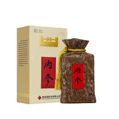 58°【2015年产】酒鬼内参酒 馥郁香型白酒收藏年份酒礼盒装 500ml单瓶装