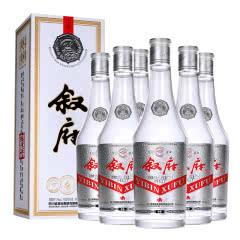 52°叙府传承浓香型白酒500ml(6瓶装)