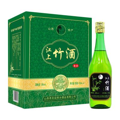38°江上竹酒475ml(6瓶装)