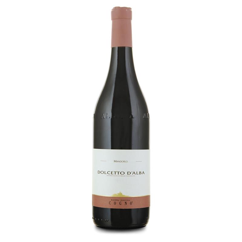 意大利科诺阿尔巴多尔切托红葡萄酒 750ml