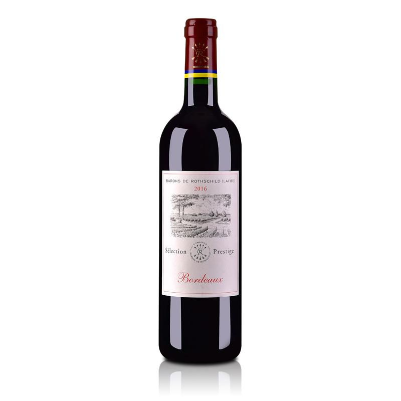 法国拉菲罗斯柴尔德尚品波尔多法定产区红葡萄酒750ml (DBR行货)